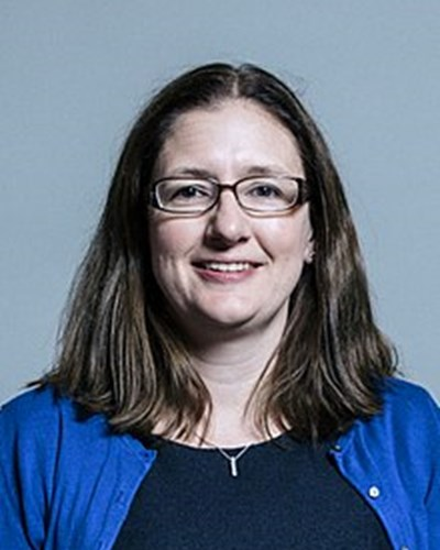 Caroline Johnson MP