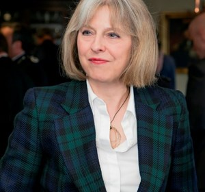 Theresa May, conservative Leader