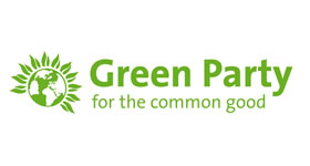Green Political Party Logo