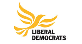 Liberal Democrat Political Party Logo